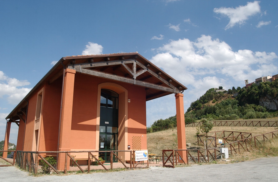 Pagina museo Natè - osservatorio naturalistico valmarecchia esterno